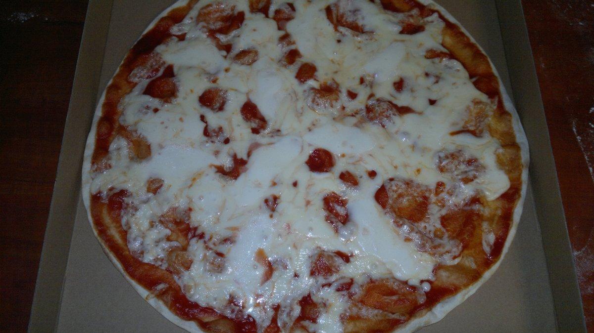 """Margarita - tomātu mērce, siers, siers ''Mozzarella"""", garšvielas"""